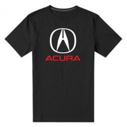 Мужская стрейчевая футболка Acura - FatLine