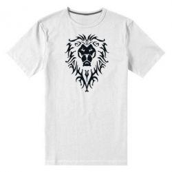 Мужская стрейчевая футболка Альянс - FatLine