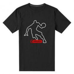 Мужская стрейчевая футболка And1 - FatLine