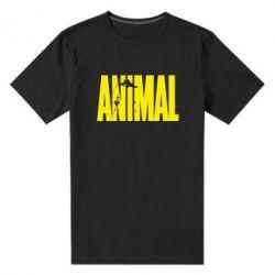 Мужская стрейчевая футболка Animal Gym - FatLine