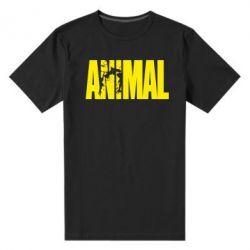 Мужская стрейчевая футболка Animal Powerlifting - FatLine