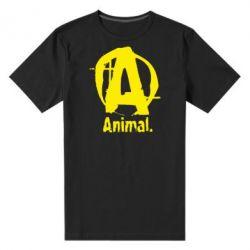 Мужская стрейчевая футболка Animal - FatLine
