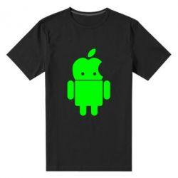 Мужская стрейчевая футболка Apdroid - FatLine