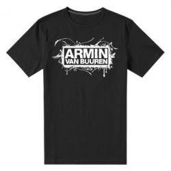 Мужская стрейчевая футболка Armin Van Buuren - FatLine