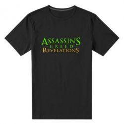 Мужская стрейчевая футболка Assassin's Creed Revelations - FatLine