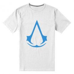 Мужская стрейчевая футболка Assassin's Creed - FatLine