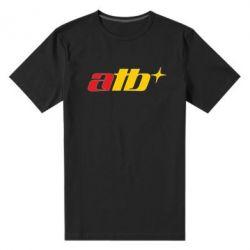 Мужская стрейчевая футболка ATB - FatLine
