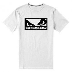 Мужская стрейчевая футболка Bad Boy - FatLine