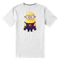 Мужская стрейчевая футболка Barca - FatLine