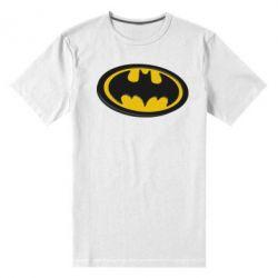 Мужская стрейчевая футболка Batman 3D - FatLine