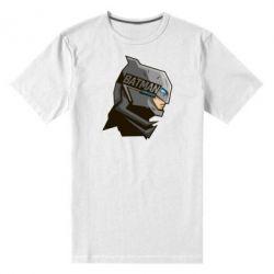 Мужская стрейчевая футболка Batman Armoured - FatLine