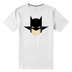 """Мужская стрейчевая футболка Batman """"Minimalism"""" - FatLine"""
