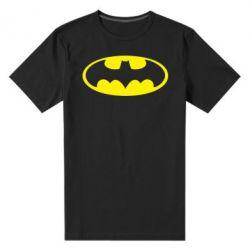 Мужская стрейчевая футболка Batman - FatLine