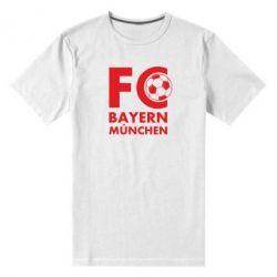Чоловіча стрейчева футболка Баварія Мюнхен