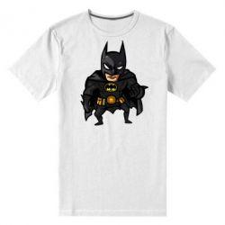 Мужская стрейчевая футболка Бэтмен Арт