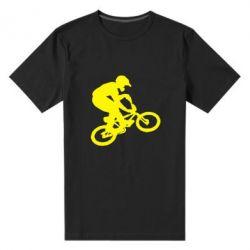 Мужская стрейчевая футболка BMX Extreme - FatLine
