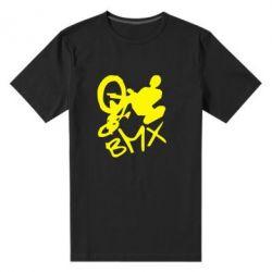 Мужская стрейчевая футболка BMX - FatLine