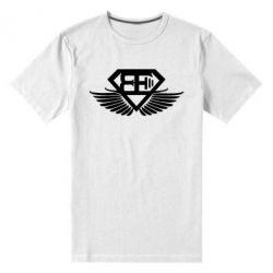Мужская стрейчевая футболка Body Engineers