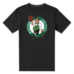 Мужская стрейчевая футболка Boston Celtics - FatLine