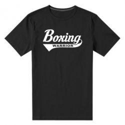 Чоловіча стрейчева футболка Boxing Warrior
