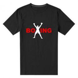 Мужская стрейчевая футболка BoXing X - FatLine