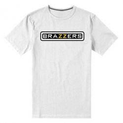 Мужская стрейчевая футболка Brazzers - FatLine