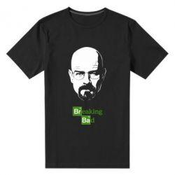 Мужская стрейчевая футболка Breaking Bad  (Во все тяжкие) - FatLine
