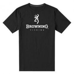 Мужская стрейчевая футболка Browning - FatLine