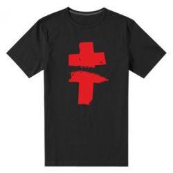 Мужская стрейчевая футболка Brutto - FatLine