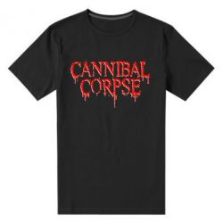 Мужская стрейчевая футболка Cannibal Corpse - FatLine