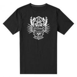 Мужская стрейчевая футболка Chemodan Clan PTZ Underground - FatLine