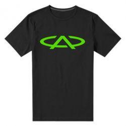 Мужская стрейчевая футболка Chery - FatLine