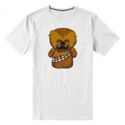 Чоловіча стрейчева футболка Чубакка