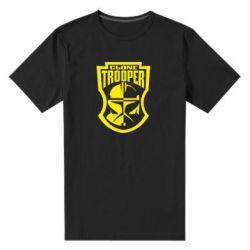 Мужская стрейчевая футболка Clone Trooper - FatLine
