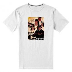 Мужская стрейчевая футболка Compton's NWA - FatLine