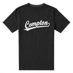 Мужская стрейчевая футболка Compton Vintage