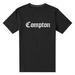 Мужская стрейчевая футболка Compton