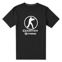 Мужская стрейчевая футболка Counter Strike - FatLine