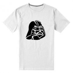Мужская стрейчевая футболка Darth Vader - FatLine