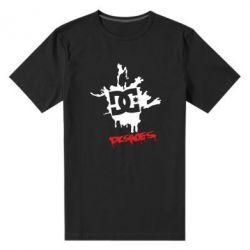 Мужская стрейчевая футболка DC Shoes - FatLine