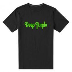 Мужская стрейчевая футболка Deep Purple - FatLine