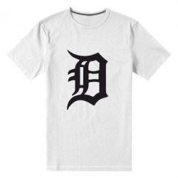Мужская стрейчевая футболка Detroit Eminem - FatLine