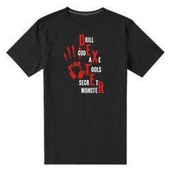Мужская стрейчевая футболка Dexter - FatLine
