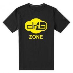 Мужская стрейчевая футболка DnB Zone - FatLine