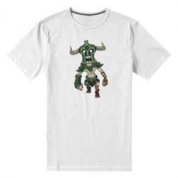 Мужская стрейчевая футболка Dota 2 Undying Art - FatLine