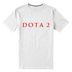 Мужская стрейчевая футболка Дота 2 - FatLine