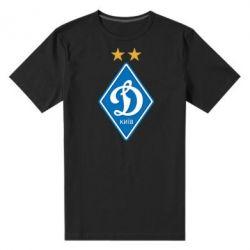 Мужская стрейчевая футболка Dynamo Kiev - FatLine