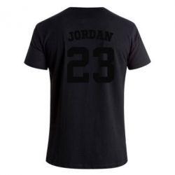 Мужская стрейчевая футболка Джордан 23