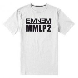 Мужская стрейчевая футболка Eminem MMLP2 - FatLine