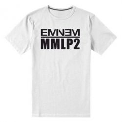 Мужская стрейчевая футболка Eminem MMLP2